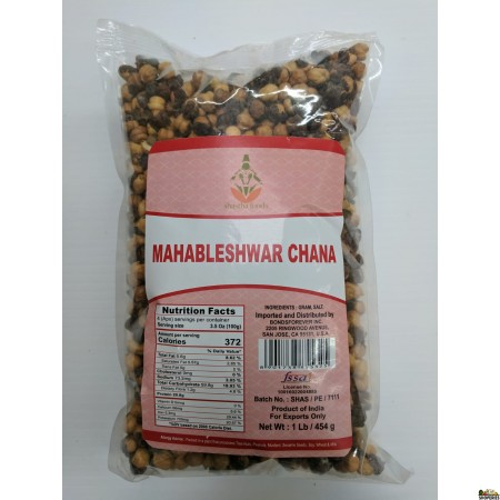 Mahableshwar Roasted Chana - 1 lb