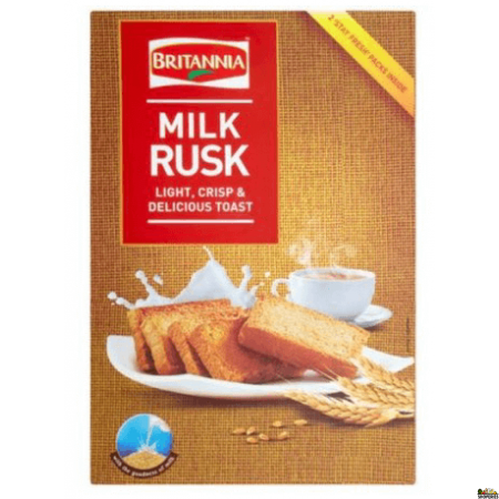 Britannia Milk Rusk - 7oz