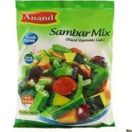 Anand Frozen Sambar Mix - 1 lb