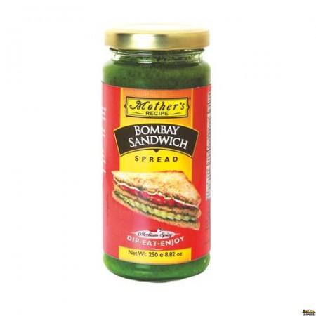 Mothers Bombay Sandwich Spread - 250g