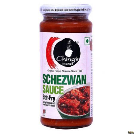 Chings Schezwan hot Sauce - 250g