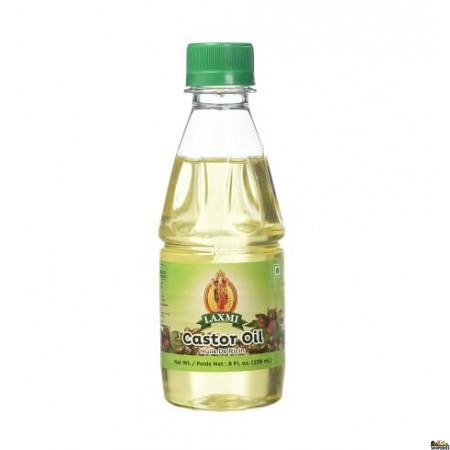 Laxmi Castor Oil - 8 0z ( 236 ml)