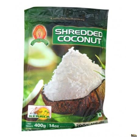 Shrinath Shredded Coconut Frozen - 14 oz