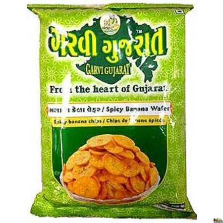Garvi Gujarat Spicy Banana Chips - 2 lb