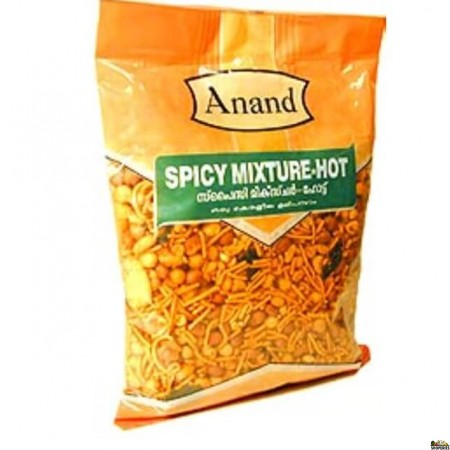 Anand Spicy Mixture Hot - 14 Oz