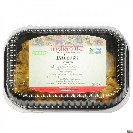 Indialife Spinach Pakora - 14 oz
