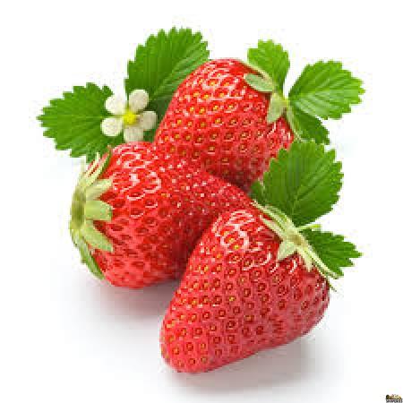 Organic Strawberries - 1 lb