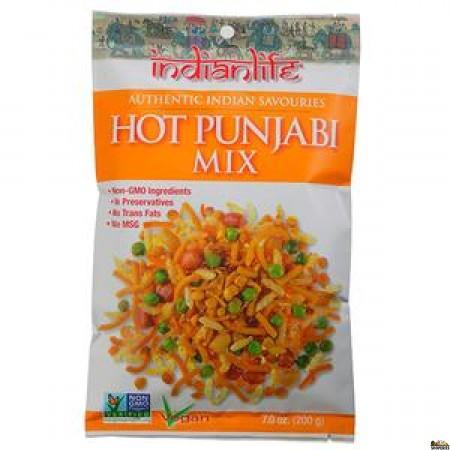 IndianLife Hot Punjabi Mix 7 oz