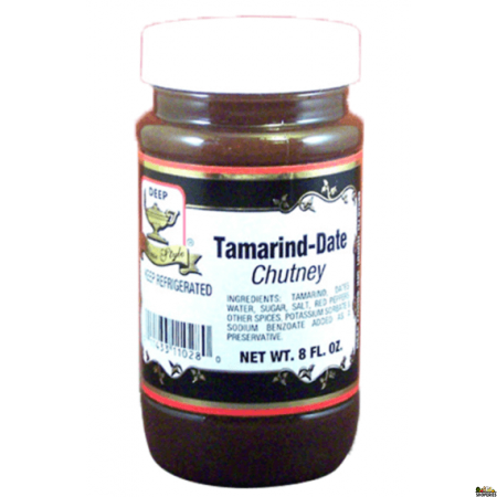 Deep Tamarind Date Chutney - 10 oz