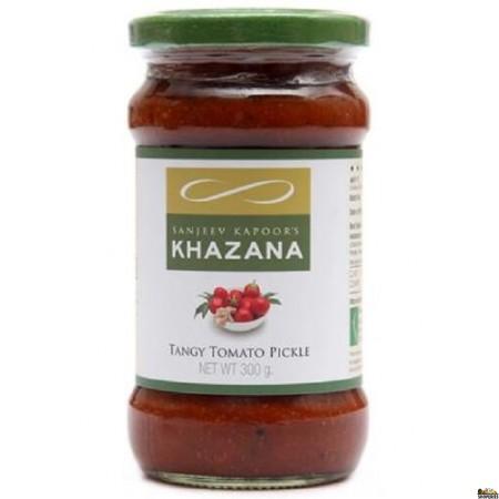 Khazana Tangy Tomato Pickle - 300 g