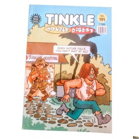 Tinkle Double Digest