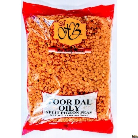 Toor Dal Oily - 2 lb