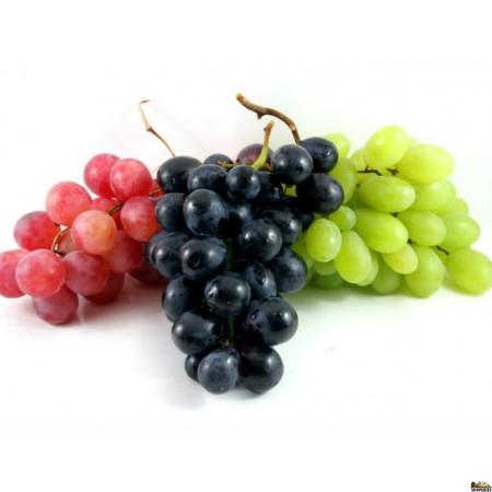 Tri-Color seedless Grapes - 2 lb