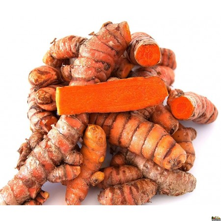 Fresh Turmeric Root - 0.5 lb