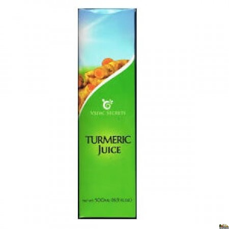 Vedic Secrets Turmeric Juice - 500 Ml