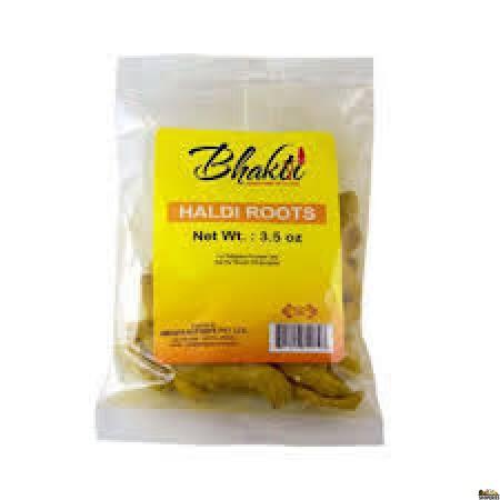 Bhakti Dry Turmeric Root - 100g