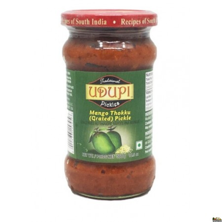 Udupi Mango Thokku Pickle - 10.05 Oz