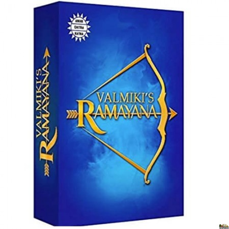 Valmiki Ramayana - 6 Bound Books