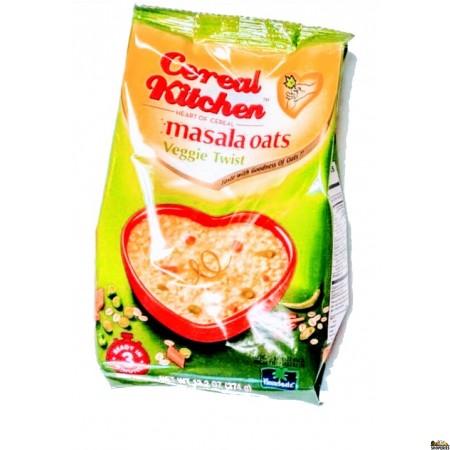 Cereal Kitchen Vegie Twist Oats - 13.02 Oz