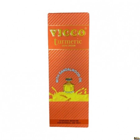 Vicco Turmeric Ayurvedic Skin Cream - 70 Gm