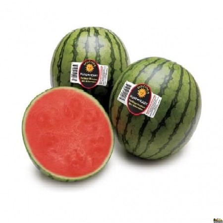 Mini Seedless Water Melon - 1 Count