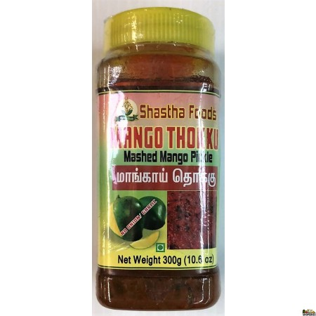 Shatha Mango Mashed Thokku - 300g