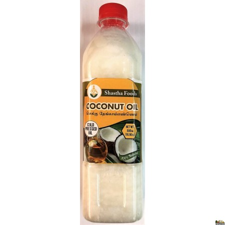 Shastha Coconut oil - 500 ml