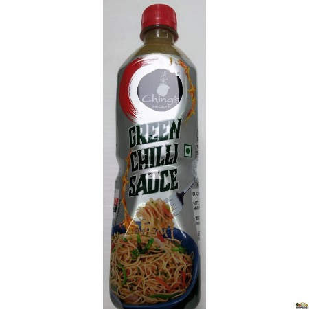 Chings Green Chilli Sauce - 680 Gms