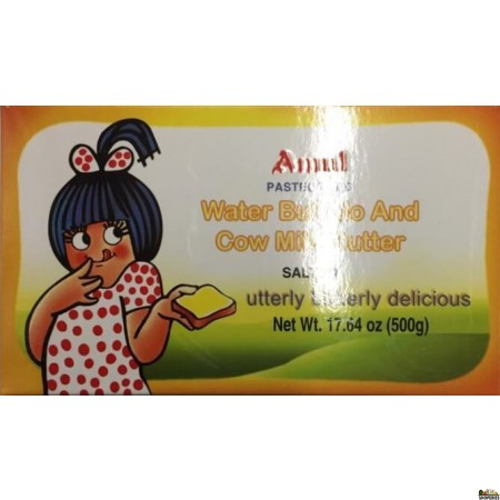 Amul Salted Butter - 500gm