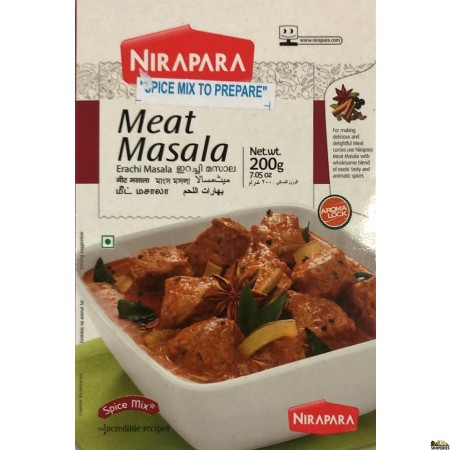 NIRAPARA Meat Curry Masala 200g