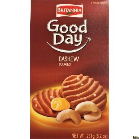Britannia Good Day Cashew Biscuits - 231g
