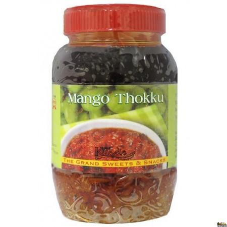 GRAND SWEETS MANGO THOKKU 500g