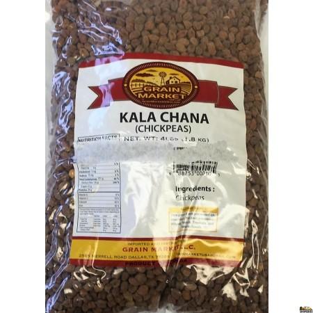 Grain Market Kala Chana - 2 lbs