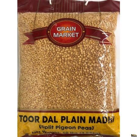 Grain Market Toor Dal  - 10 lb