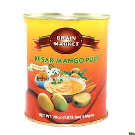 GM Kesar Mango Pulp - 850 g