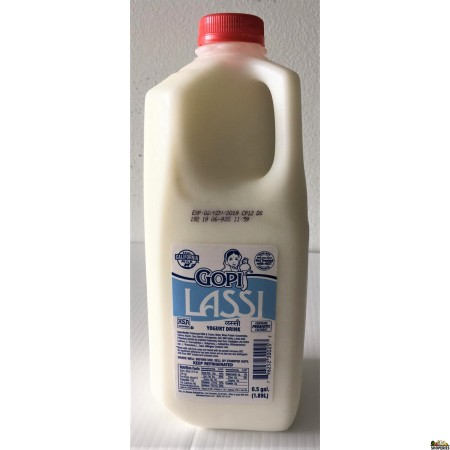 Gopi Lassi/ Yogurt Drink - 1/2 gal