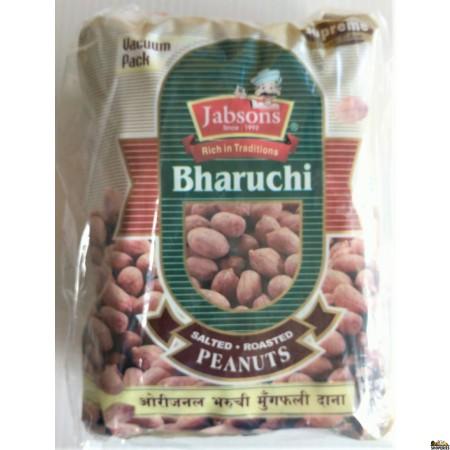 Jabson Roasted Salted Peanuts 400 gm