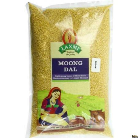 Laxmi Yellow Moong Dal - 4 lb