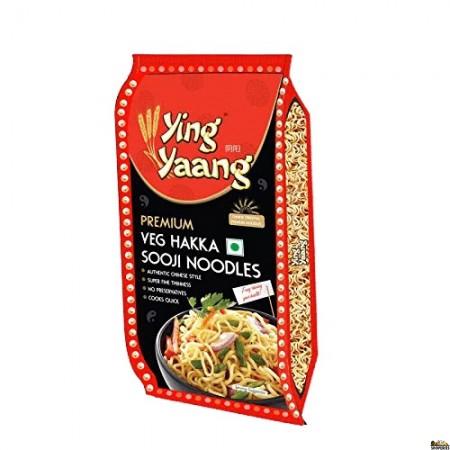 Ying Yang Veg Hakka Noodles - 400 Gms
