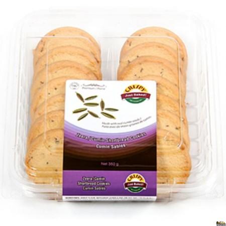 Twi Crispy zeera short bread cookies - 350 g