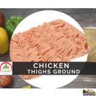 Fresh Chicken Thigh Ground