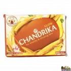 Chandrika Sandal & Saffron Glow Soap - 75 Gm
