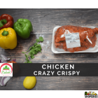 Marinated Crazy Crispy Chicken