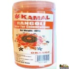 Kamal Rangoli Orange Color - 400 Gm