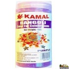 Kamal Rangoli Purple Color - 400 Gm