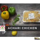 Marinated Achari Chicken