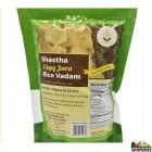 Shastha Crispy Jeera (cumin) Rice Vadam - 100 Gm