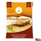 Shastha Brown Sona Masoori Rice - 10 Lb