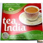 Tea India Cardamom tea bags - 72 Cnt