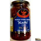 Deep Mango Titbit (Sweet) Katki Pickle - 30 Oz
